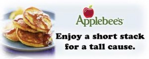 Applebees gives back