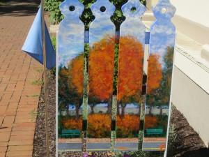 oxford picket fences