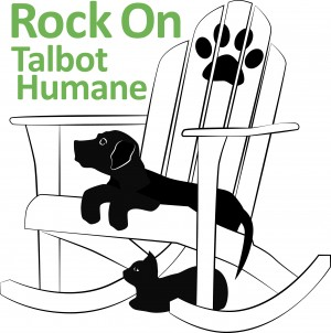rock on Talbot Humane
